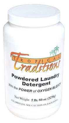 50% OFF! Non-toxic Powdered Laundry Detergent