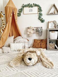 Lion Nursery, Safari Nursery, Elephant Nursery, Baby Nursery Decor, Baby Decor, Boy Nursery Rugs, Nursery Room Ideas, Safari Room Decor, Safari Bedroom