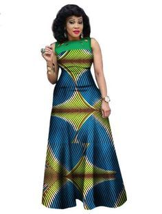 Tips for african fashion outfits 953 African Dresses For Kids, African Maxi Dresses, Latest African Fashion Dresses, African Attire, African Outfits, Shweshwe Dresses, African Print Dress Designs, African Print Clothing, African Print Fashion