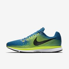 Running Shoes For Men, Nike Running, Nike Men, Sneakers Nike, Industrial, Nike Air Zoom Pegasus, Boots, Blue, Sports Equipment