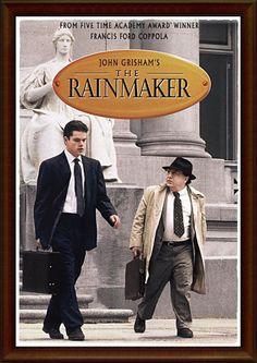 造雨人the Rainmaker 1997    新手律師對抗黑心保險公司他能否秉持正義的初衷    雨木電影指標  電影  這是一部法律題材的劇情片在美國曼菲斯一位半工半讀的法學院學生主攻民事訴訟經由打工餐廳的老闆引薦進入一間小型律師事務所他相信公平正義打算一邊準備律師資格考試一邊磨練訴訟經驗實踐他所相信的律師之道然而事務所負責人無心栽培派一勤跑理賠案件的法務人員對他進行打發式輔導他手上三個案子其一委託人過於幻想其二委託人令他意亂情迷而第三件又是低收入戶對上黑心保險公司菜鳥對決豪華律師團之艱困案件他能否秉持正義的初衷備受考驗  'the Rainmaker'改編自法律小說名家John Grisham的同名作品查看小說Francis Ford Coppola執導Matt Damon領銜主演並且有她有他還有她繁星不及備載與其逐一列舉不如觀賞預告片更加生動雖然是一部打官司的片子但是相對於同時期而且同樣是改編Grisham小說的法律片例如劇力萬鈞的'A Time to Kill'懸疑驚悚的'the…