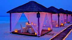 Cancun, Mexico our romantic dinner on the beach @Dana Curtis Blanton @KD Eustaquio mccraw @Sharon Macdonald Hawkins