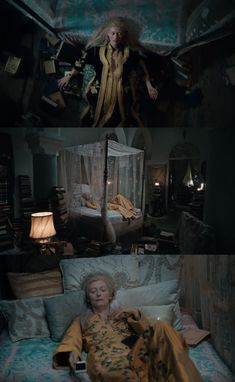 Amantes Eternos (Only Lovers Left Alive, 2013)- Jim Jarmusch, Bina Daigeler, Tilda Swinton, Tom Hiddleston. Estante da Sala.