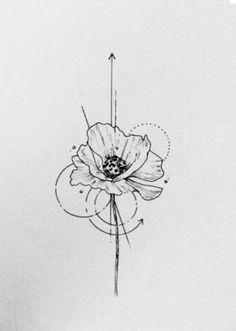 diseños de dibujos para tatuajes orquidea