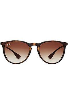 b23febdf7a7 Women s Aviator Sunglasses-Ray Ban Round Metal Gold