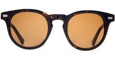 Warby Parker Jasper in whiskey tortoise