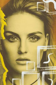 Perrie Edwards Get Weird Tour Book