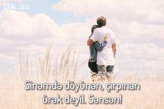Sinəmdə Doyunən Cirpinan Urək Deyil Sənsən In 2021 Love Quotes With Images Cute Love Quotes Long Relationship Quotes