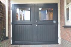 Garage Door Styles, Garage Doors, Garage Makeover, Garage Gym, Garages, Tall Cabinet Storage, Windows, Building, House