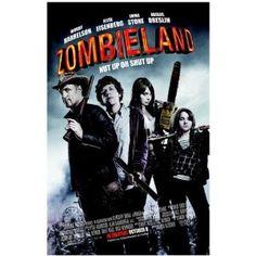 Zombieland Poster Movie B 11x17 Amber Heard Emma Stone Bill Murray Abigail Breslin MasterPoster Print, 11x17 (Kitchen) http://www.amazon.com/dp/B002S74F1S/?tag=wwwmoynulinfo-20 B002S74F1S