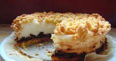 Pleśniak. Połączenie kruchego ciasta, kwaskowego dżemu i słodkiej bezy.