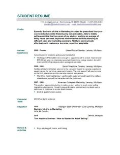 pic personal statement career objective key skills education