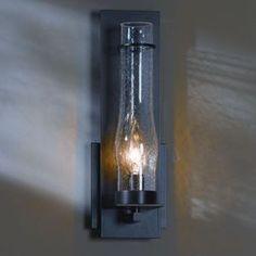 Hubbardton Forge H20425007I184 New Town 1 Bulb Wall Sconce - Dark Smoke