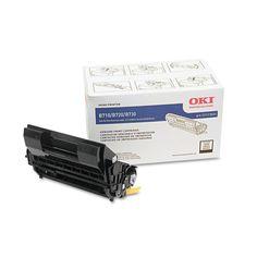 Okidata Oki 52123601 Toner Cartridge - Black