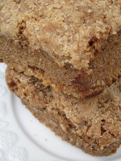 LAUSD Old School Coffee Cake - Memories. I would always take part of my lunch money to buy this snack at nutrition time, if there was any left once I approached the cafeteria window.