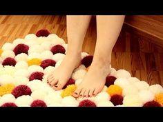 Ze wikkelt wol om 2 lege toiletpapier rolletjes. Even later heeft ze iets prachtigs gemaakt voor in huis! - Zelfmaak ideetjes