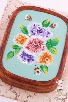 Decorador De Bricolaje Fontanero sobre las herramientas Glaseado O Oblea Comestible Redondo Pastel Topper