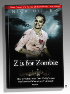 Mock cover of New Girl's Zombie Novel -- Z is for Zombie by Nick Miller (via Vulture).  Also, if Nick Miller can finish a novel, then SO CAN YOU!  :)