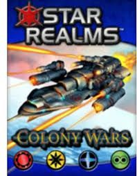 Star Realms Colony Wars - uitbreiding