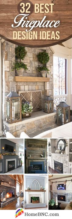 Fireplace Design Decor Ideas