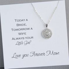 Pave CZ Circle Pendant Sterling Silver CZ Diamond Necklace The post Pave CZ Circle Pendant Perfect Wedding, Fall Wedding, Dream Wedding, Wedding Pins, Luxury Wedding, Wedding Bride, Wedding Dress, Wedding Goals, Wedding Planning