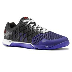 5a341480d639 Reebok - Reebok CrossFit Nano 4.0 Ultimate Purple Reflection  Blue Gravel Chalk M40525