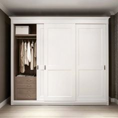 2018 Latest Solid Wood Fitted Wardrobe Doors Traditional Wardrobe with proportions 933 X 933 Bedroom Cabinets With Sliding Doors - Having the property you Fitted Wardrobe Doors, Sliding Door Wardrobe Designs, Wardrobe Design Bedroom, Wardrobe Closet, Closet Bedroom, Fitted Wardrobes, Sliding Door Closet, Wardrobes With Sliding Doors, Home Decor Ideas
