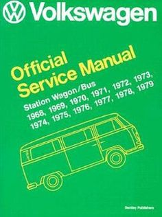 VW Bus Custom Handbook