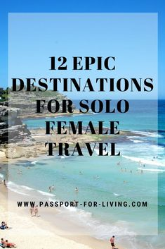 12 epic destinations for solo female travel ask the advisors pro tips for great group vacations Top Travel Destinations, Best Places To Travel, Travel Tips, Travel Hacks, Travel Gadgets, Travel Packing, Travel Essentials, Travel Ideas, Passport Travel