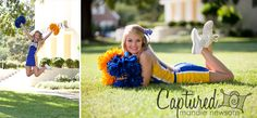 #female #senior #photography #cheerleader #sports #portrait #posing