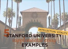 rice university supplemental essay examples rice university  5 stanford intellectual vitality supplemental essay examples