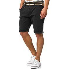 2677bd7cb9b35 Indicode Cuba Herren Chino Shorts Bermuda Kurze Hose Mit Gürtel Aus 100%  Baumwolle Regular Fit #Bekleidung #Herren #Bademode #Badeshorts #Bekleidung  #Damen ...