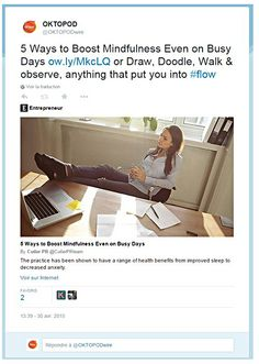 5 ways to boost mindfulness even on a busy day via 5 Ways, Mindfulness, Business, Board, Inspiration, Biblical Inspiration, Store, Business Illustration, Consciousness