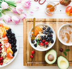 A new day and a fresh start. Nourish your body with real food to keep you going throughout the day.  #earthy #food