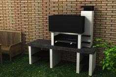 Image result for modern barbecue design