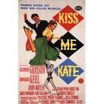 Kiss Me Kate, 11 x 17 Wall Poster
