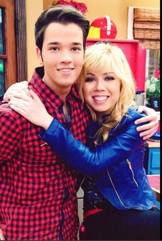 Nathan Kress & Jennette McCurdy!