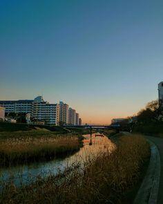 ゆうやけ #空 #夕焼け #夕暮れ #ダレカニミセタイソラ #写真好きな人と繋がりたい #写真撮ってる人と繋がりたい #photo #japan #landscape #日本 #風景 #景色 #instagram #igers #igersjp #twilight #sunset #sunsetlovers #igで繋がる空 #sky #bluesky #skylovers #skyporn #skypainters #skyscraper #ptk_sky #super_photosunsets #photooftheday #instasky #instagood