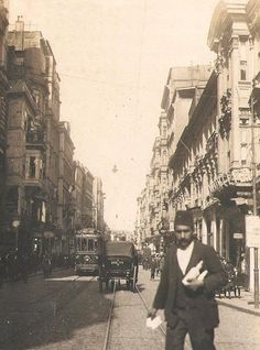Eski İstanbul'dan Kalmış Anılarla Dolu 35 Nostaljik Fotoğraf