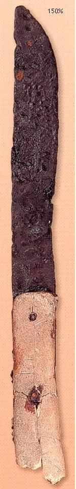 Thebes Knife 10th-11th C