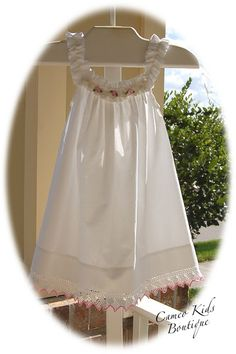 Cameo Kids Boutique: Newly Designed Vintage Pillowcase Dress at Cameo Kids Boutique