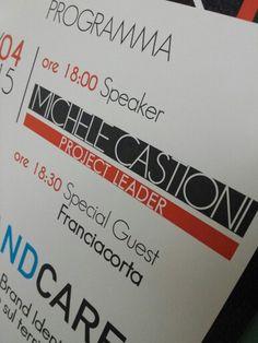 @4flying, #4fworkshop, great #speaker and #special #guest! #4brandcare #franciacorta