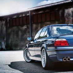 E 38, Bmw Alpina, Bmw 7 Series, Sport Cars, Dream Cars, Sedans, Motors, Ferrari, Mercedes Benz