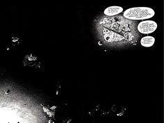 En 1977, avec Yvan Delporte, André Franquin crée les idées noires dans le supplément autonome du Journal de Spirou : «Le Trombone Illustré». À la disparition de ce supplément, c'est dans FLUIDE GLACIAL que se poursuivra la série.  « Cela vient sûrement d'une tendance à la dépression qui n'était pas mortelle car ce sont tout de même des gags pour faire rire, non ?» (André Franquin)