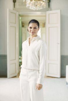 Los retratos oficiales de Victoria de Suecia por su 40 cumpleaños
