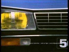 1984 - Publicité Peugeot 505 GTI