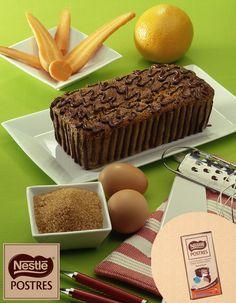 Pastel de chocolate y zanahoria Tortas Light, Cake Recipes, Dessert Recipes, Plum Cake, Just Cakes, Eat Dessert First, No Cook Meals, Just Desserts, Cupcake Cakes