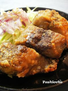 Katsuo no Tatsuta-age (Fried Bonito) | Cookpad