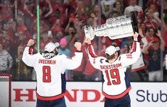 For the first time ever, the Washington Capitals are Stanley Cup Champions. Let's look back on the Caps' two-month run and study how they managed to finally win the Cup. Washington Capitals Stanley Cup, Washington Capitals Hockey, Caps Hockey, Hockey Teams, Hockey Stuff, Sports Teams, Alexander Ovechkin, Stanley Cup Champions, Champs