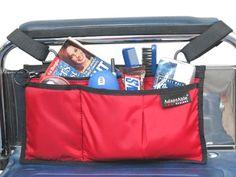 Adaptive Clothing Showroom - Side Kick Wheelchair  Bag, $16.99 (http://www.adaptiveclothingshowroom.com/side-kick-wheelchair-bag/)